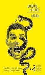 Olinka / Antonio Ortuno | Ortuno, Antonio (1976-....). Auteur
