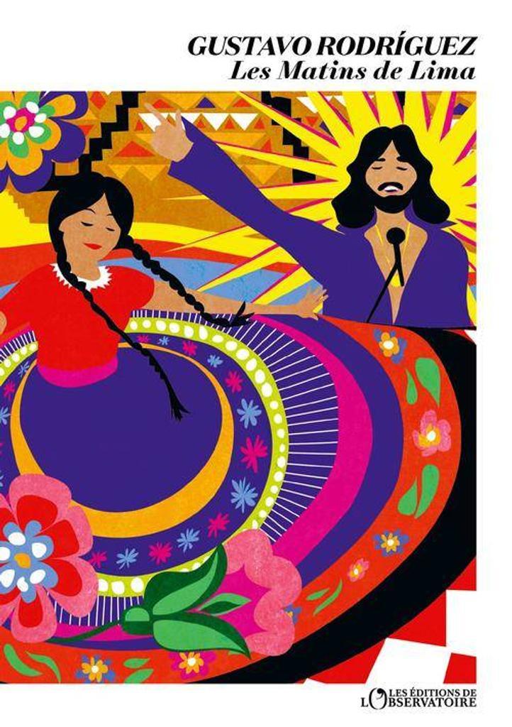 Les matins de Lima / Gustavo Rodriguez   Rodriguez, Gustavo (1968-....). Auteur