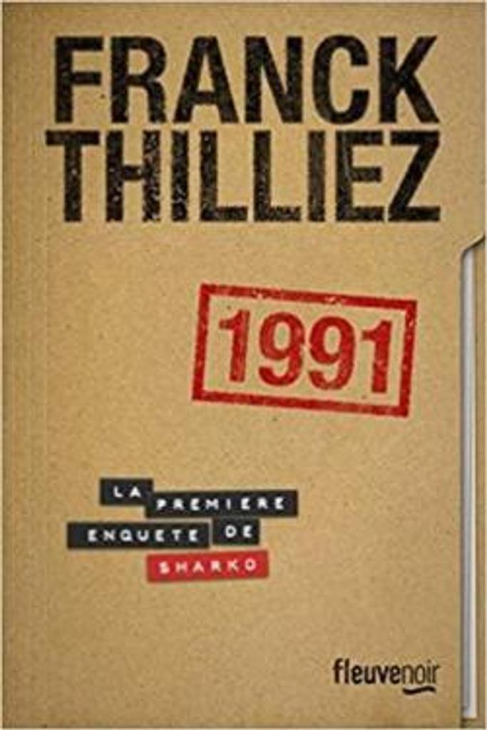 1991 / Franck Thilliez | Thilliez, Franck (1973-....). Auteur