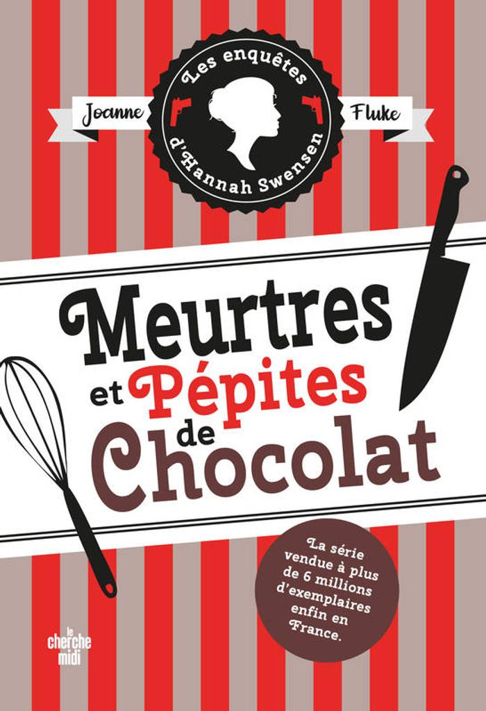 Meurtres et pépites de chocolat / Joanne Fluke   Fluke, Joanne (1943-....). Auteur