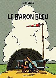 Le Baron bleu | Baum, Gilles. Auteur