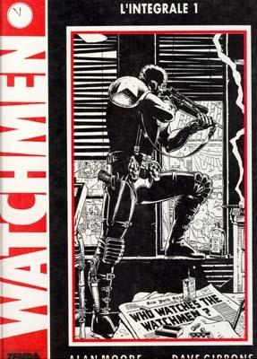Les Gardiens = Watchmen. Tome 1   Moore, Alan (1953-....). Auteur