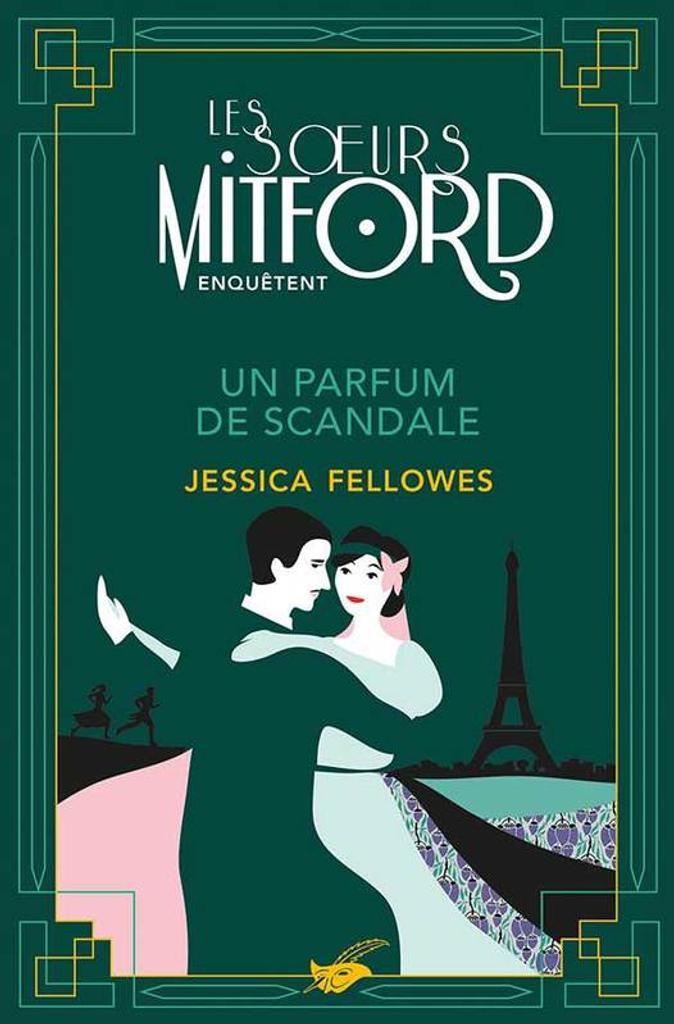 Un parfum de scandale / Jessica Fellowes   Fellowes, Jessica. Auteur